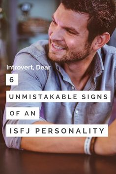 Isfj male dating male