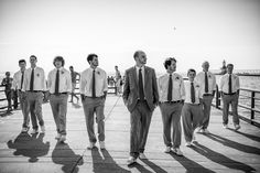 The guys - wedding pictures