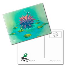 Rob Kaz Art - Postcards (set of 10) featuring 10 paintings from artist Rob Kaz, $9.95 -  http://www.RobKazArt.com