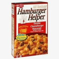New Coupon: $0.80/4 Boxes of Hamburger Helper + Deals at Food4Less, Ultra Foods and Strack & Van Til