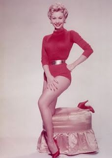 MITZI GAYNOR ~ probably the 1950s