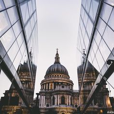 London | St. Paul's Cathedral, City of London • via #Instagram - taken by @ash