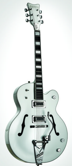 The White Falcon was Gretsch's flagship model from its introduction in 1954 until 1980, when the company temporarily went out of business.