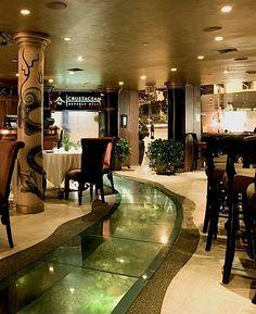 Crustacean Beverly Hills Walk On Water Interior Design Restaurant