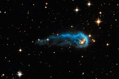 Protostar IRAS 20324+4057 - 2013 Hubble Space Telescope Advent Calendar - In Focus - The Atlantic