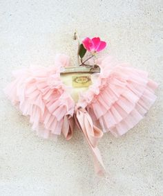 Take a look at this Blush Gia Ruffled Cape by Joyfolie on #zulily today!