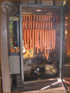 Następnie Polish Food, Polish Recipes, Smokehouse, French Door Refrigerator, Kitchen Appliances, Diy Kitchen Appliances, Home Appliances, Polish Food Recipes, Kitchen Gadgets