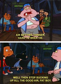 Hey Arnold. One of my favorites!