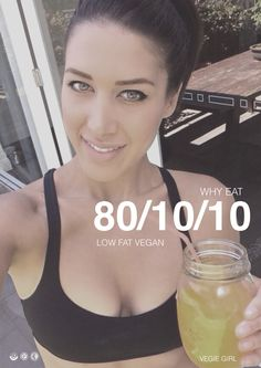 Why eat 80/10/10?? Originally when I first became vegan 4 years ago I was substituting foods with tofu, nuts and seeds to replace the meat and dairy I used to eat. I felt great, better than I had e...