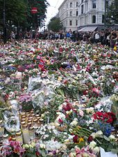 In 2011, Norway suffered two terrorist attacks on the same day conducted by Anders Behring Breivik which struck the government quarter in Oslo and a summer camp of the Labour party's youth movement at Utøya island, resulting in 77 deaths and 319 wounded