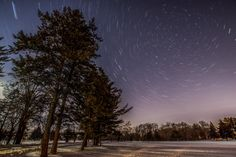 Star Trails by Spencer Hughes on 500px