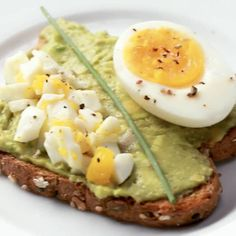 If you're wanting something that's both filling and fun, try this twist on the classic avocado and egg combo. 15 Fresh Avocado Toast Recipes To Try That Are Different Than Your Usual Smashed Avocado, Fresh Avocado, Avocado Toast, Avocado Ideas, Avocado Recipes, Buzzfeed Tasty, Cherry Tomatoes, Lunches, Love Food