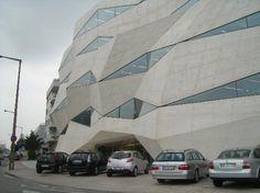 Porto - Edificio Vodafone