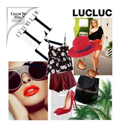 """LucLuc #7"" by husic ❤ liked on Polyvore"
