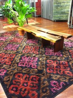 Montanya  New rug arrival Spring'12 MODERN Southwest Style
