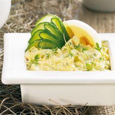 Eieraufstrich Chutneys, Austrian Recipes, Snacks Für Party, Fresh Rolls, Risotto, Cantaloupe, Dips, Brunch, Low Carb