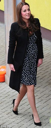 18 Mar 2015 - Black custom coat with ASOS spotted dress. Click to read full outfit details