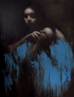 Pictures of the Mark Demsteader at Avenue exhibition at the Panter & Hall Gallery
