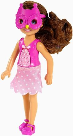 Barbie Chelsea doll Out:2015