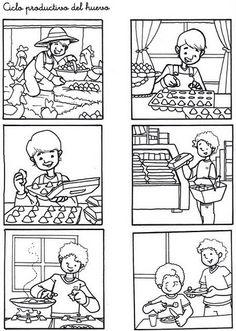 Proceso del huevo