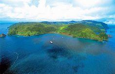 Sitio interactivo sobre la isla