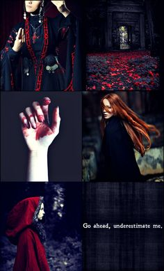 Literature Aesthetic: Colours - Red No.3      The Ouroboros Cycle Series by G.D. Falksen
