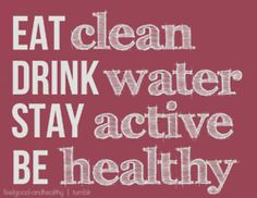 Just #behealthy - a few small changes can make a big difference.