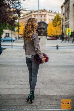 Fotógrafo de influencers de moda