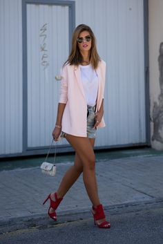 Ms Treinta - Blog de moda y tendencias by Alba. - Fashion Blogger -: pink & RED
