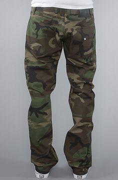 The ROK Camo Pants
