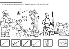 13 Meilleures Images Du Tableau Contes Pierre Et Le Loup Wolves