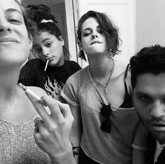 Kristen Stewart July Fourth Paris Riley Keough PHOTOS | Gossip Cop