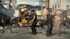 73 best dead rising 3 images on pinterest dead rising 3 tgs 2013 dead rising 3 screenshots shows super weapon combos malvernweather Images