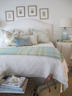 design indulgence bedroom I want this quilt! Bedroom Retreat, Living Room Bedroom, Dream Bedroom, Home Bedroom, Master Bedroom, Bedroom Decor, Design Bedroom, Bed Room, Bedroom Ideas
