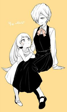 Nejire & Ryukyu