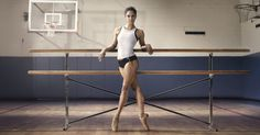 A new Under Armour ad starring ballerina Misty Copeland will change your whole perception of ballet.