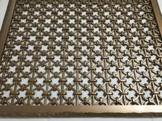 Brass vent cover | ventandcover.com