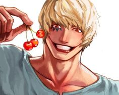 One Piece, Corazon...He will always have a place in my heart.