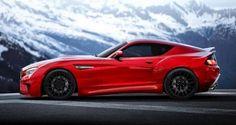 2017 BMW Z5 render
