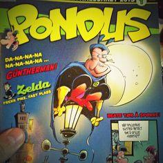 Pondus - Frode Øverlie