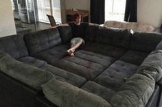 Funny pictures about The Couch Of My Dreams. Oh, and cool pics about The Couch Of My Dreams. Also, The Couch Of My Dreams photos. Stupid Funny Memes, Hilarious, Funny Quotes, My New Room, My Dream Home, Funny Pictures, Funny Pics, Funny Stuff, Random Stuff