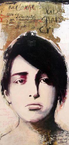 Dominique Fortin | La Fée d'Argent | Peintures