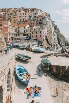 A Complete Guide To Cinque Terre, Italy - Travel Dreams - Oh The Places You'll Go, Places To Travel, Travel Destinations, Places To Visit, Greece Destinations, Italy Travel, Japan Travel, Ireland Travel, Paris Travel