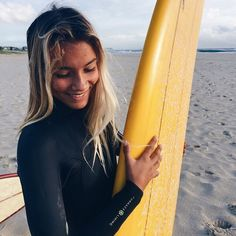 Surf and Skate Playa Beach, Beach Bum, High Cut Bikini, Bikini Set, Bikini Swimwear, Bikini Girls, Sports Nautiques, Knot Front Top, Surf Style