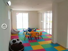 Kid´s multiple use room. Amara Cancún, Puerta del Mar; Cancun real estate