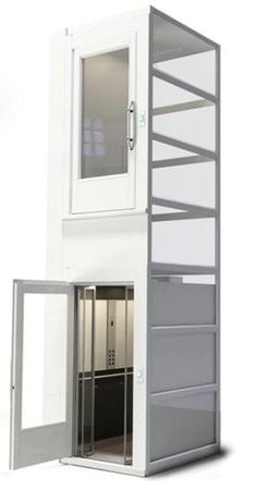 Aritco 9000 is our new platform lift with cabin for the accessibility market. The lift is designed to meet all requirements for quality, safety and service. The easy and short installation together with the small footprint makes is attractive for the accessibility market.