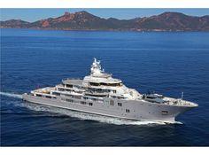 "Ulysses Yacht - 352' 6"" (107.42m) -  $195.0 million"