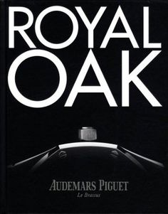 Royal Oak Book By Martin K.Wehrli and Heinz Heimann from Baer & Bosch Auctioneers.