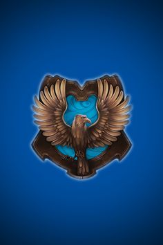 Ravenclaw House Crest on Pottermore (my personal house)
