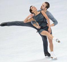 Ksenia Stolbova/ Fedor Klimov (Russian Pair Skaters)
